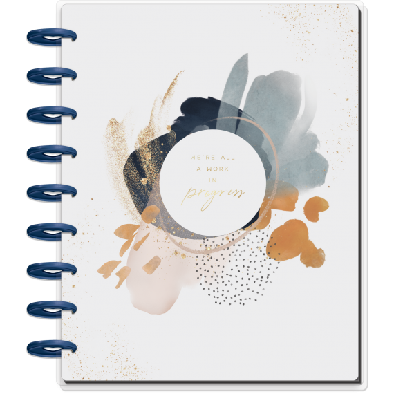Abstract Watercolor - Classic Happy Planner - Recovery - 12 month