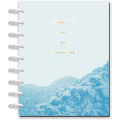 Colorful Desert - Classic Happy Planner - Vertical - 12 months