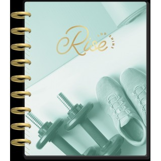 Reach New Heights - Classic Happy Planner - Fitness - 12 month