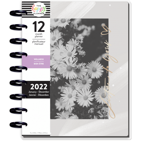 Listen To Your Heart Classic Happy Planner - - 12 month