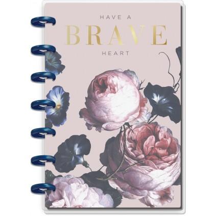 Brave - Mini Happy Planner -  Vertical - 12 month