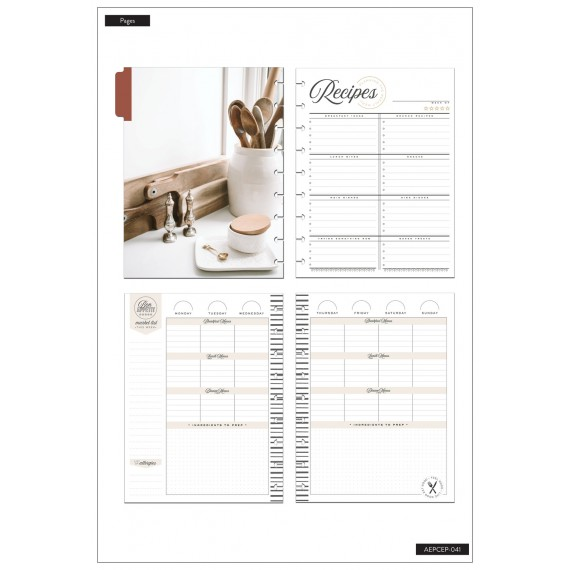 Southern Farmhouse - Classic - Meal Planning Extension Pack