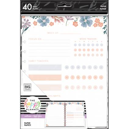 Florals - BIG Fill Paper