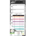 Brights Budget - Skinny Classic Fill Paper