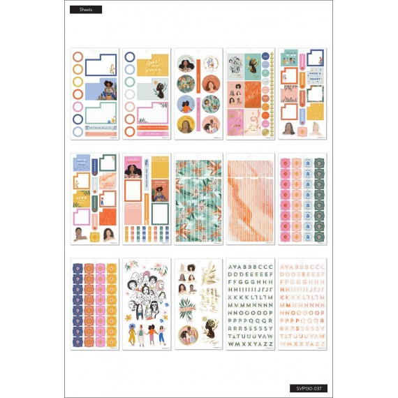 Everyday - Spoonful Of Faith - Sticker Value Pack
