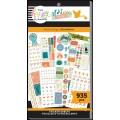 Life Is Sweet - Marabou Design - Sticker Value Pack