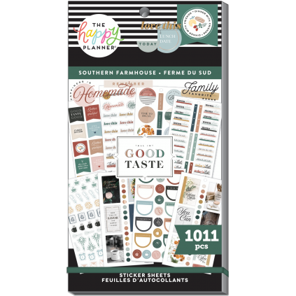 Southern Farmhouse - Sticker Value Pack