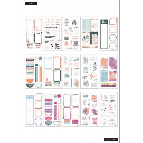 Color Story BIG - Sticker Value Pack