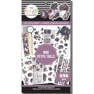 Mini Let Love Grow - Sticker Value Pack