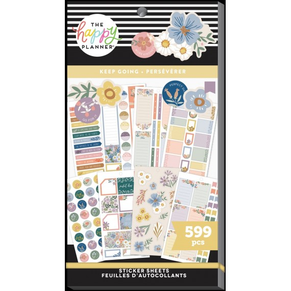 Keep Going - Sticker Value Pack
