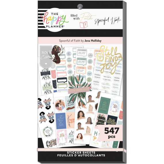 Spoonful Of Faith - Sticker Value Pack