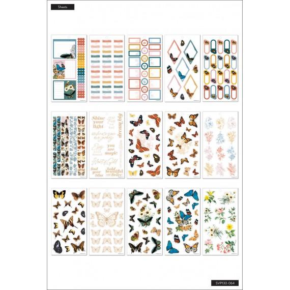 Papillon - Sticker Value Pack