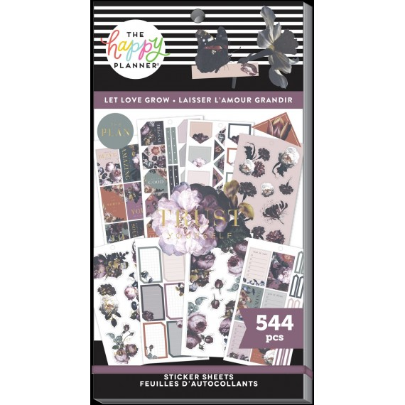 Let Love Grow - Sticker Value Pack