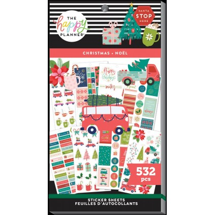 Merry Christmas - Sticker Value Pack