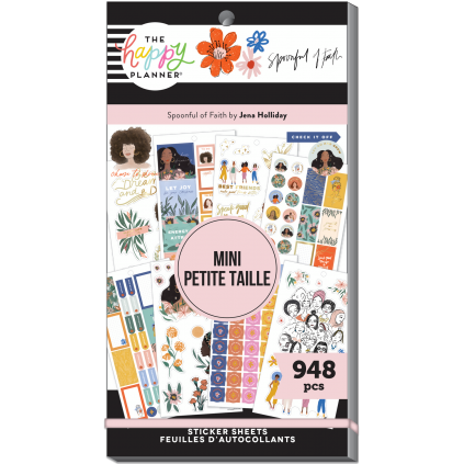 Everyday Mini - Spoonful Of Faith - Sticker Value Pack