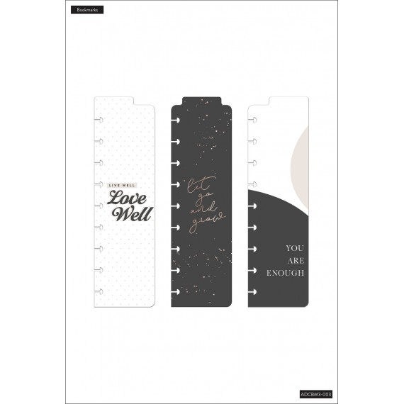 Black&White - Classic Bookmarks