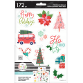 Seasonal Dry Erase Accessory Removable Decals Mega Pack