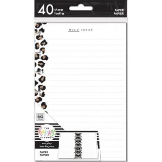 Mini Filler Paper - Leopard
