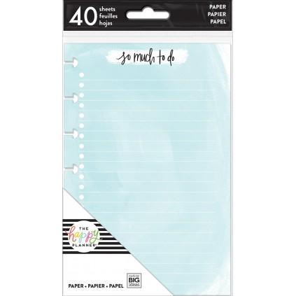 Watercolor Fill Paper - Mini