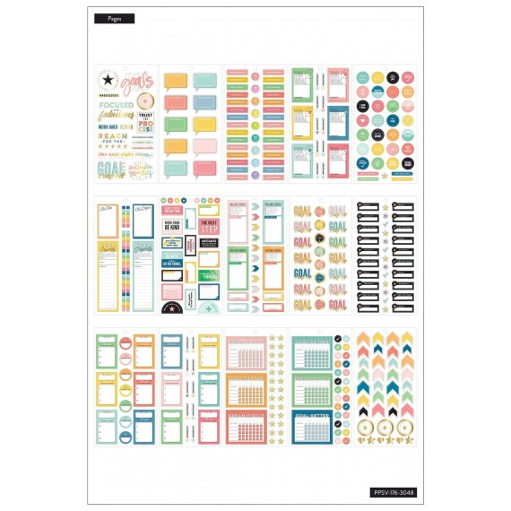 Goals - Value Pack Stickers