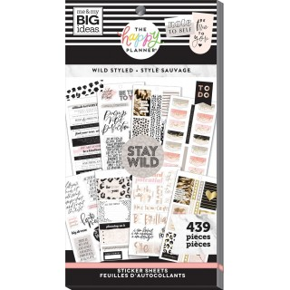 Wild Styled - Value Pack Stickers