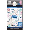 Year to Shine Goals - Value Pack Stickers