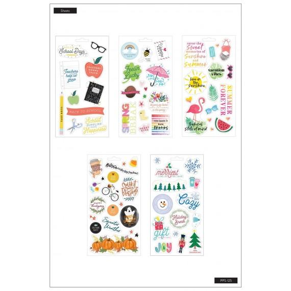 Teacher - Sticker Sheets