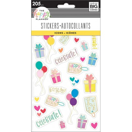 Mini Icons - Sticker Sheets