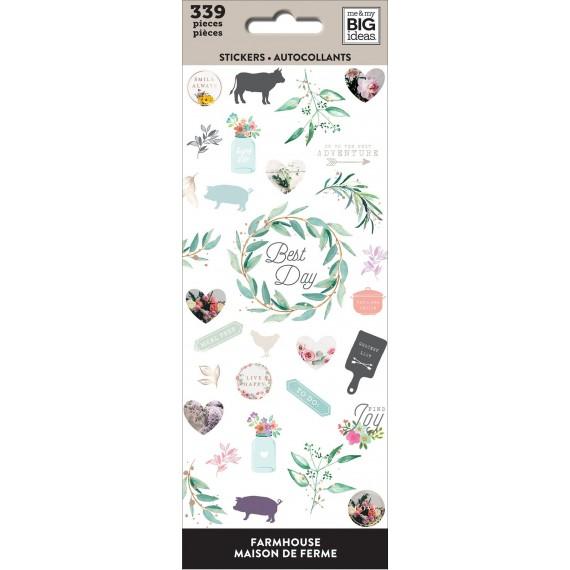 Farmhouse - Petite Sticker Sheets