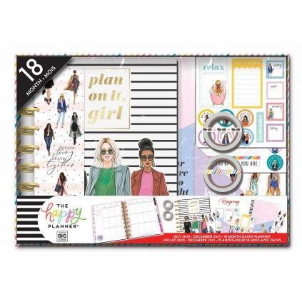 RongRong Plan It - Classic Box Kit Happy Planner