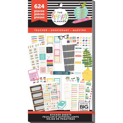 Value Pack Stickers - BIG - Teacher Functional