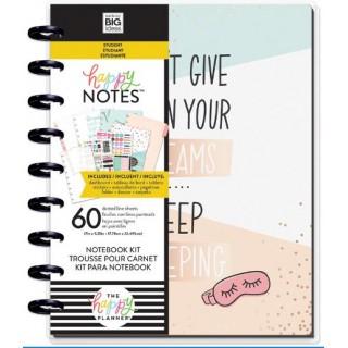 Classic Happy Notes Kit - Keep Sleeping