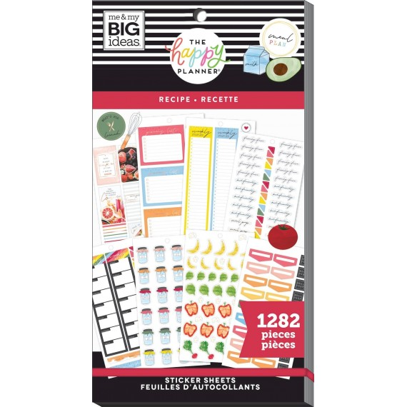 Recipe - Value Pack Stickers