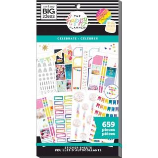 Celebrate - Value Pack Stickers